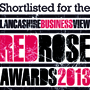 Shortlisted in Legal Services Category, Red Rose Award 2013